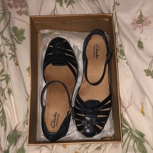 Clarks Wendy Land Shoes